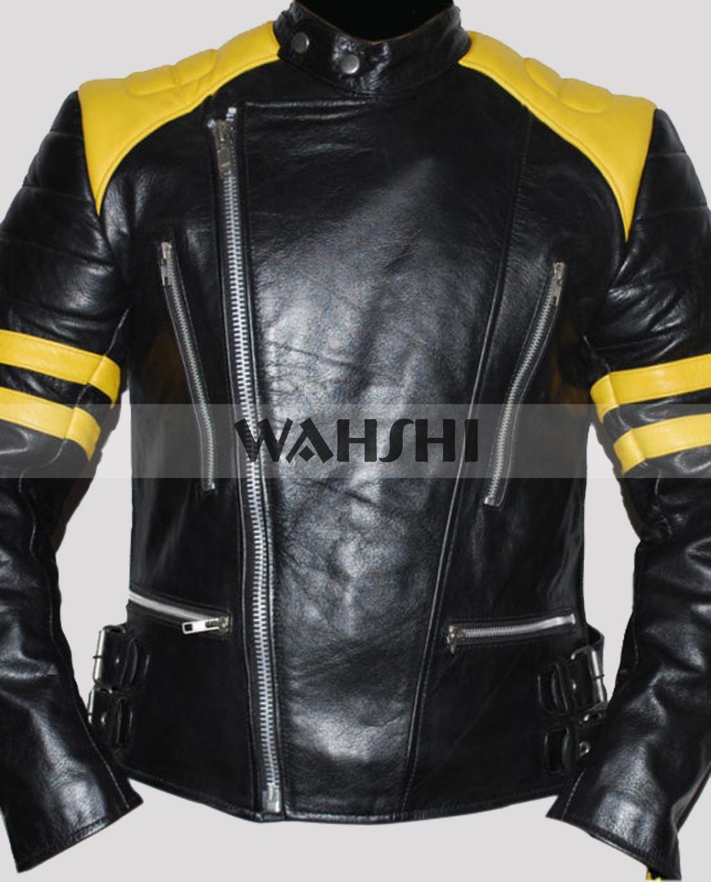 Brando-men-Biker-Jacket