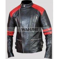 Brando Men Motorcyclist Style Jacket