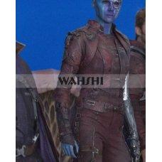 Guardian Of The Galaxy 2 Nebula Synthetic Jacket