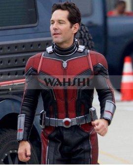 Ant-Man 2 Scott Lang Red / Black Jacket