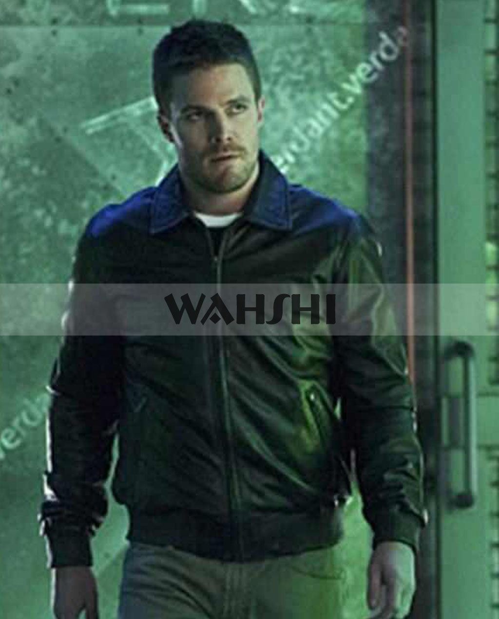 arrow-s3-stephen-amell-bomber-jacket