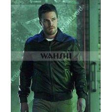 Arrow Season 3 Oliver Queen Stephen Amell Jacket