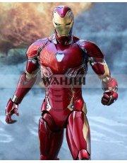 Tony Stark Avengers Infinity War Leather Costume