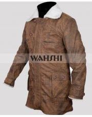 Tom Hardy Bane The Dark Knight Rises Leather Coat