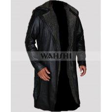 Blade Runner 2049 Ryan Gosling Fur Leather Coat