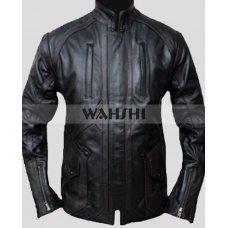 Bucky Barnes Winter Soldier Sebastian Stan Leather Jacket