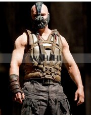 Tom Hardy The Dark Knight Rises Bane Leather Vest