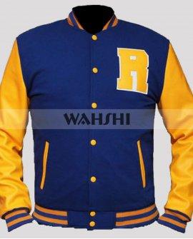 Riverdale TV Series KJ Apa Archie Fleece Jacket