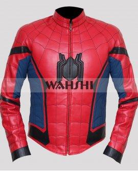 Peter Parker Spiderman Avengers Infinity War Jacket