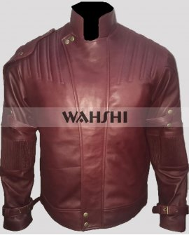 Guardians of the Galaxy Vol. 2 Chris Pratt Leather Jacket
