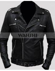 Morgan Negan Jeffrey Dean The Walking Dead Jacket