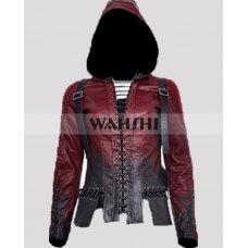 Holland Thea Queen Arrow Willa Hoodie Jacket